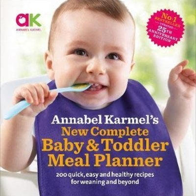 Complete Baby & Toddler Meal Plan 4th