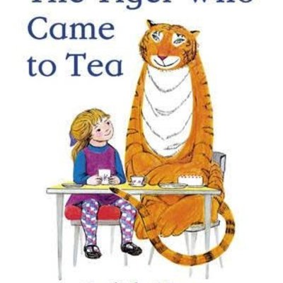 Tiger Who Came To Tea 50th Anniversar Ed