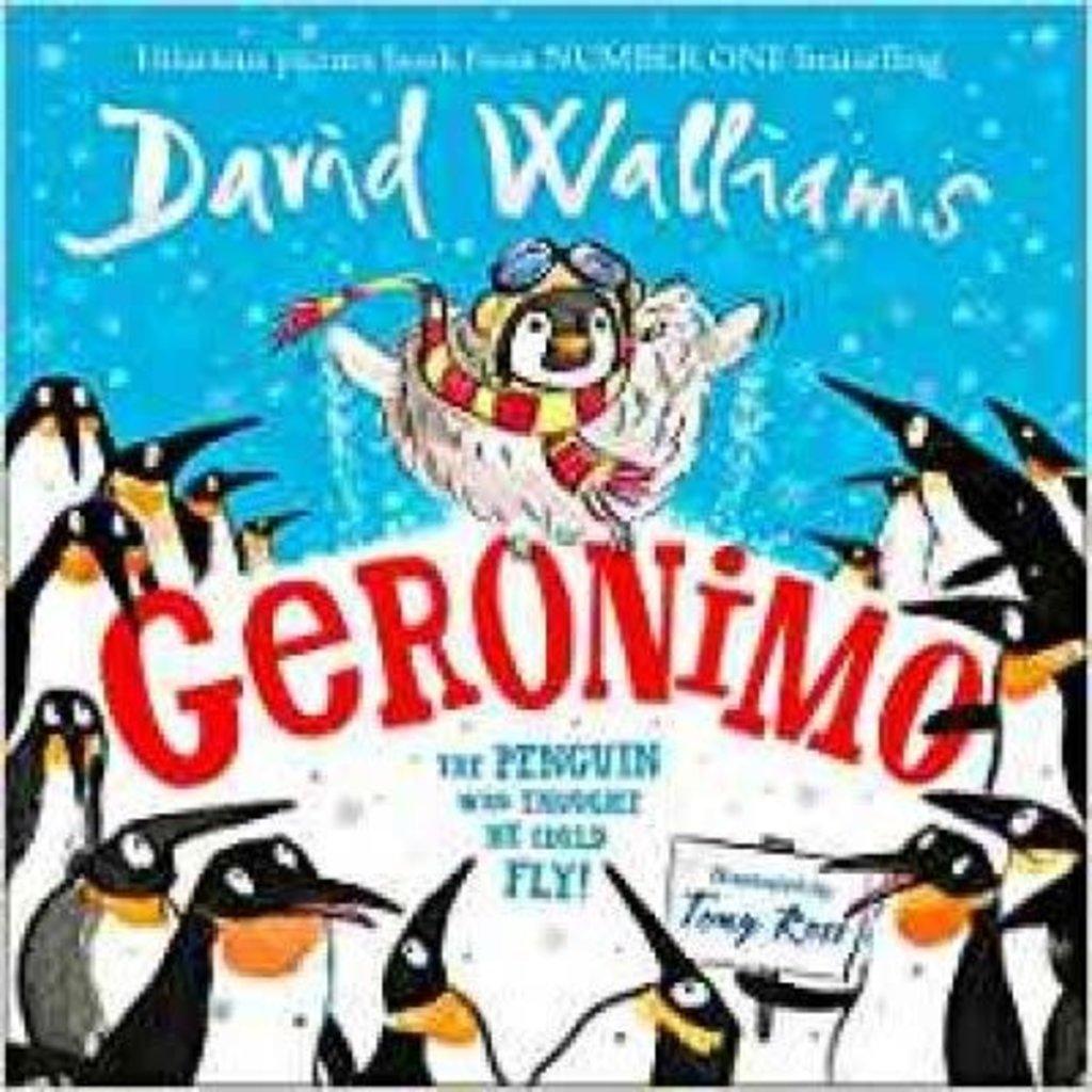 David Walliams Geronimo - Picture Book 6