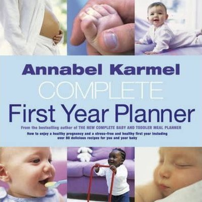 Complete First Year Planner