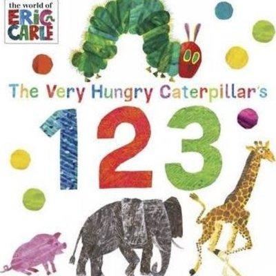 Hungry Caterpillar 123's