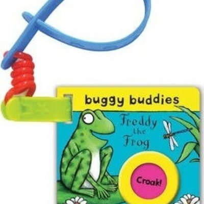 Freddy the Frog - buggy buddies