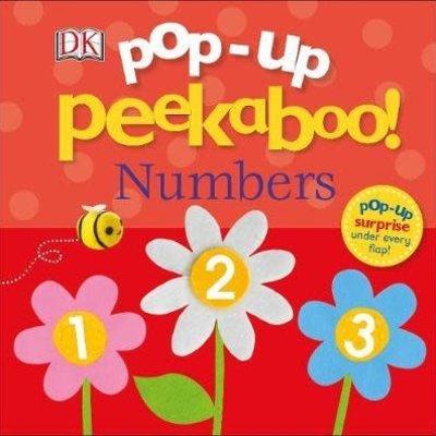 Pop Up Peekaboo Numbers