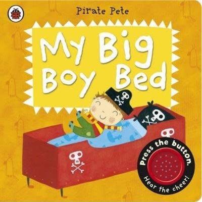 Pirate Pete My Big Boy Bed