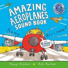 Amazing Aeroplane Sound Book
