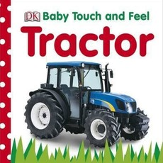 Baby Touch & Feel Tractor