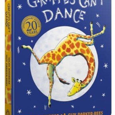 Berts Giraffes Cant Dance
