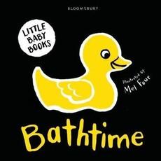 Little Baby Books: Bathtime - Black/White