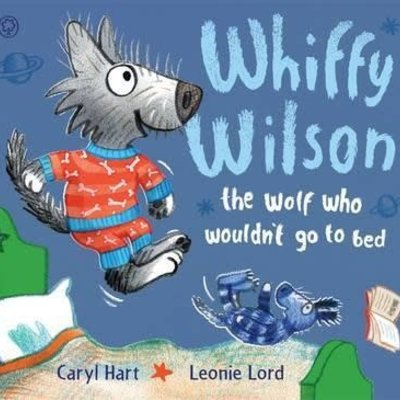 Whiffy Wilson The Wolf