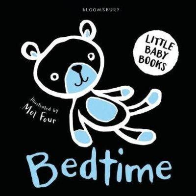Little Baby Books Bedtime: Black/White