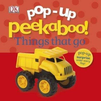 Pop-Up Peekaboo Things That Go