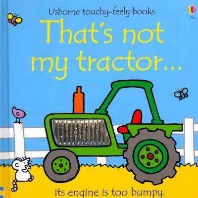 Usborne That's Not My Tractor