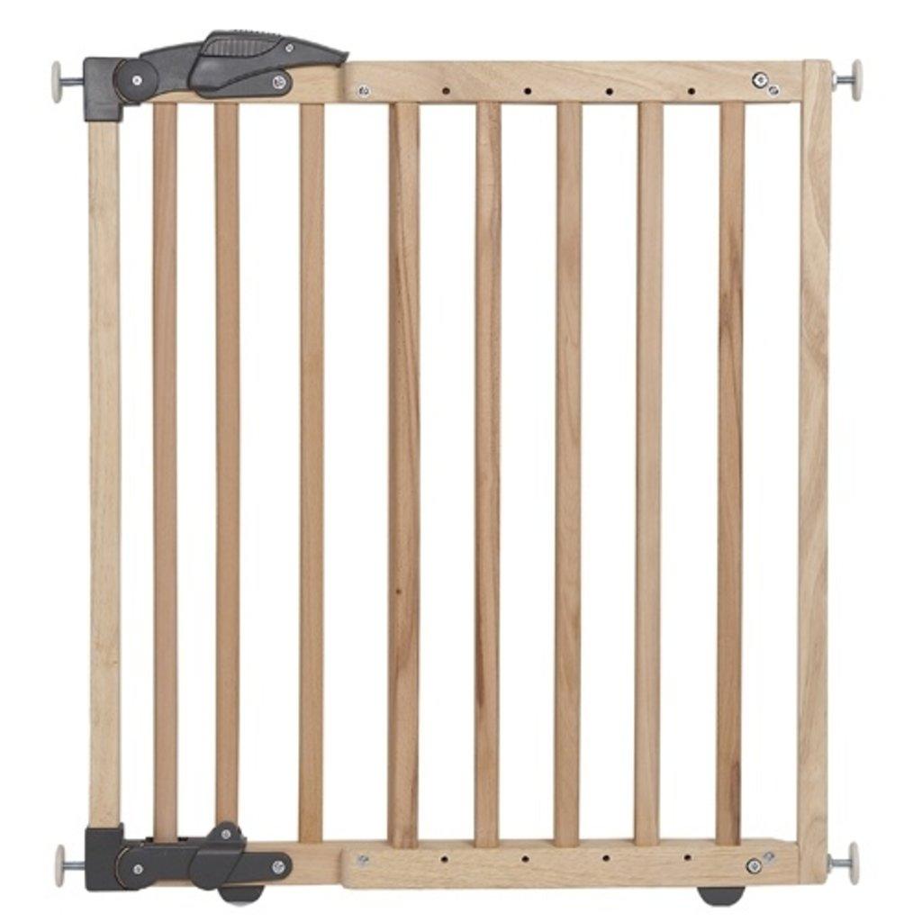 Extendable Dual Fix Wooden Gate  68-102 cm