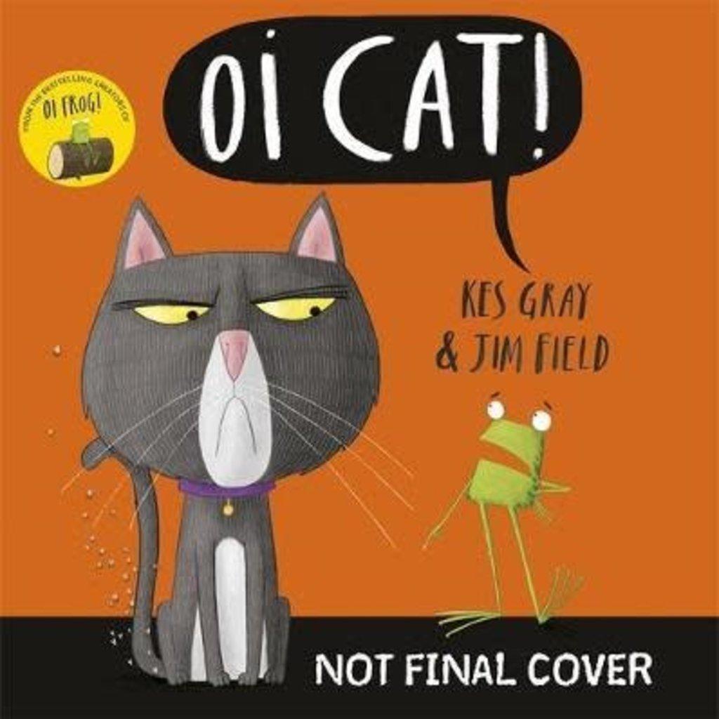 Oi Cat!