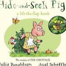 Hide-and-Seek Pig  15th. Anniv. Edit.