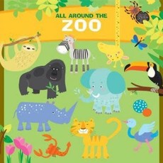 All Around The Zoo Book Collection