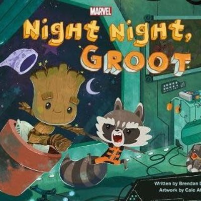 Marvel: Night, Night Groot