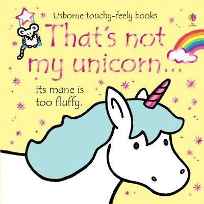 That's not my Unicorn Board Book