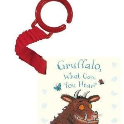 Buggy Book Gruffalo, What Can you Hear?