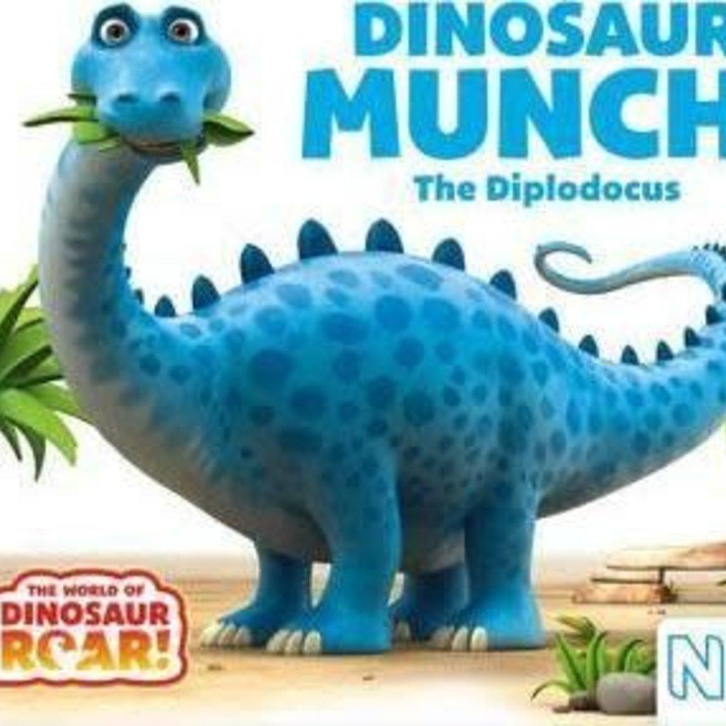 Dinosaur Munch! The Diplodocus