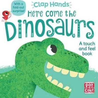 Clap Hands Here Come the Dinosaurs