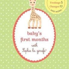 Babys First Months with Sophie La Girafe
