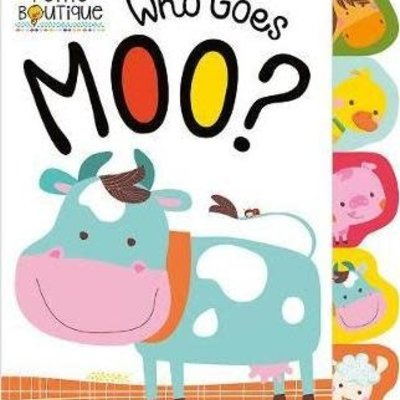 PETITE BOUTIQUE: WHO GOES MOO?