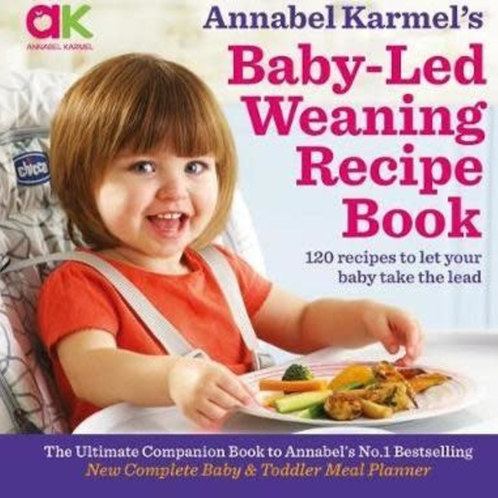Baby-Led Weaning Recipe Book