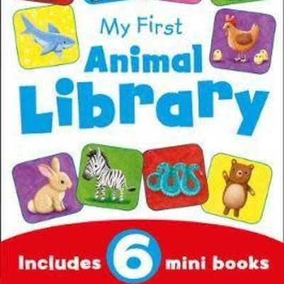 My first Animal Library