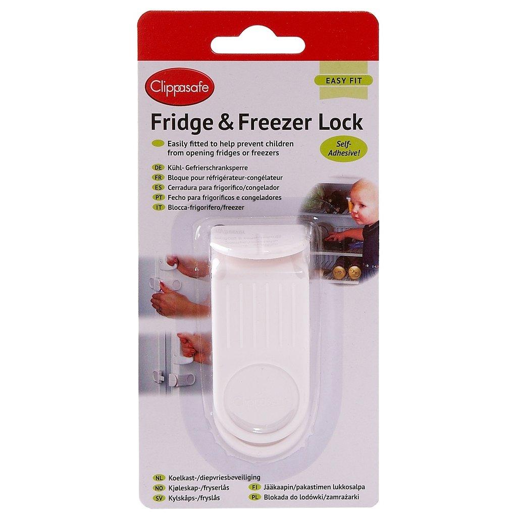 Clippasafe Clippasafe Fridge & Freezer Lock