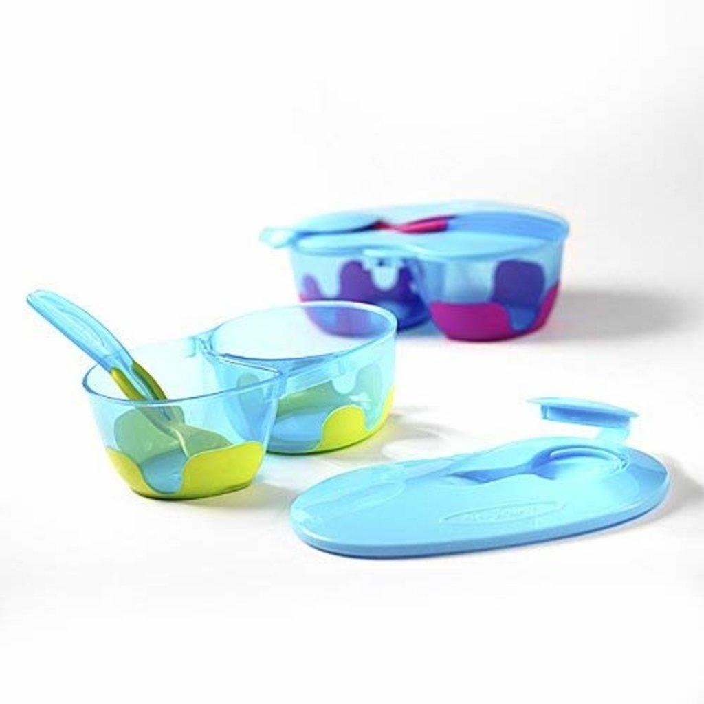Baby Travel Feeding Set (4 colours)