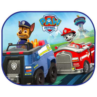 Nickelodeon Paw Patrol Car Sunshade