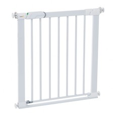 Safety 1st Safety 1st UPressure Flat Step Metal Gate White