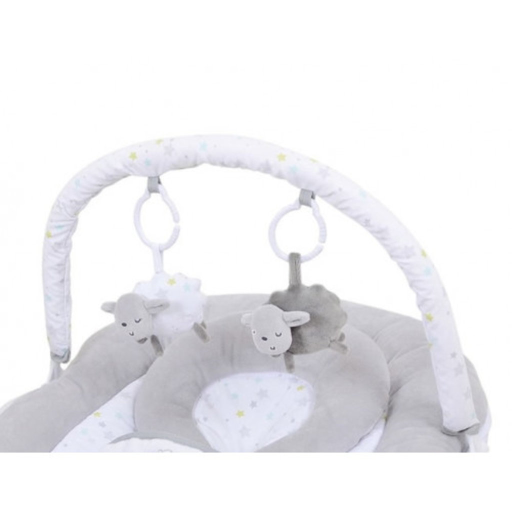 Silver Cloud Silver Cloud Counting Sheep Bouncer
