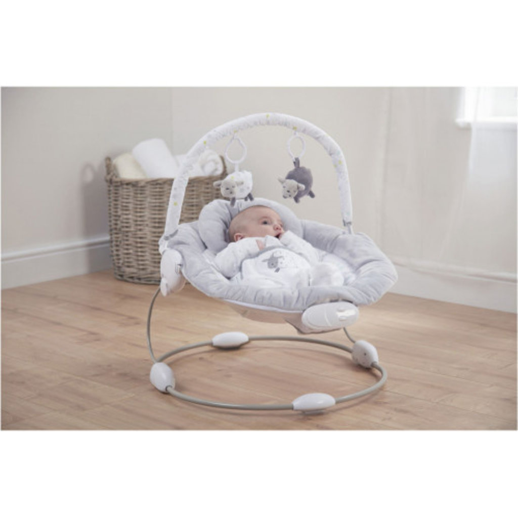 SILVER CLOUD COUNTING SHEEP BOUNCER