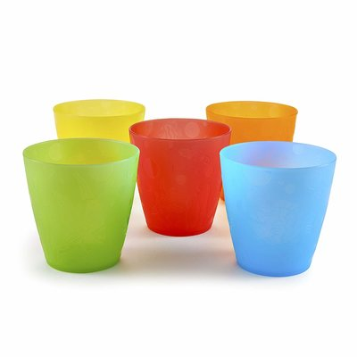 Munchkin Munchkin Multi Coloured Cups Pack of 5