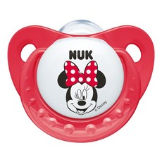 Nuk Nuk Disney Soother 0-6m 2pk