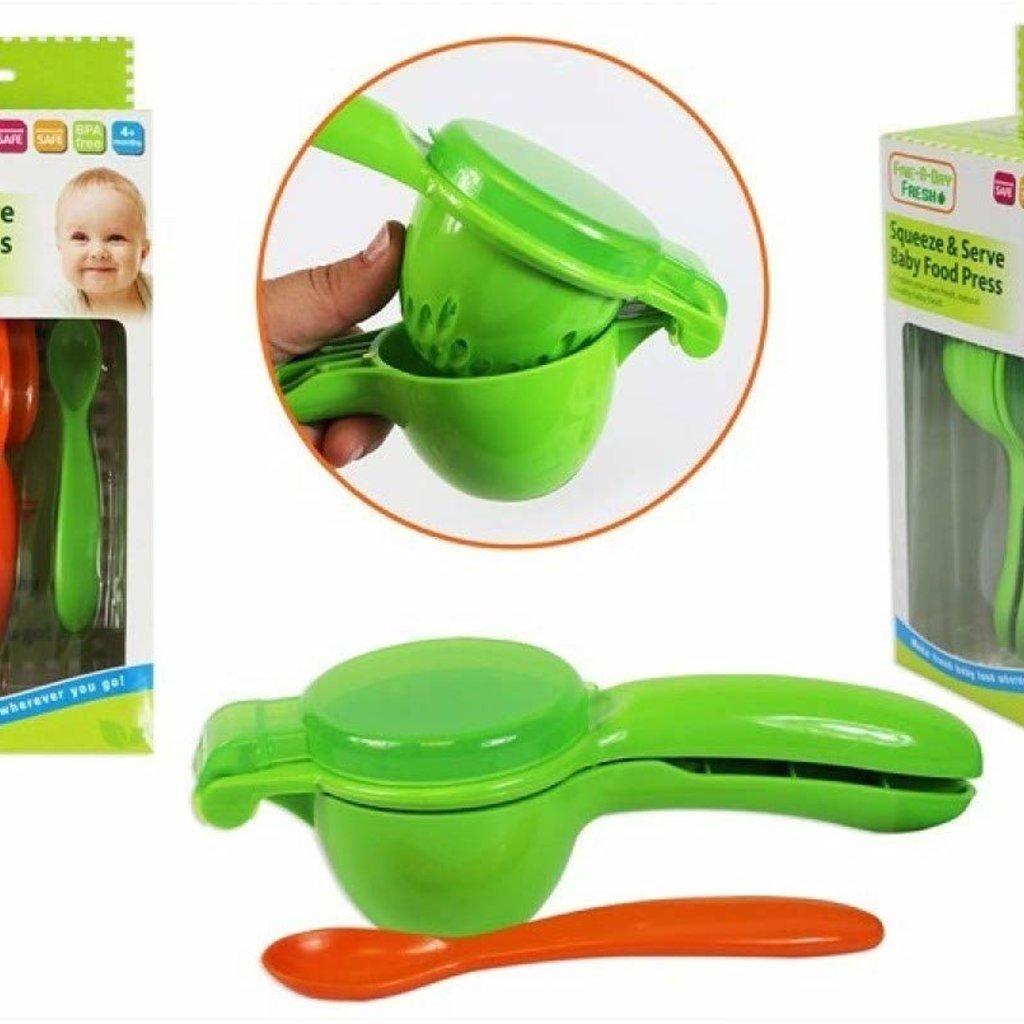Squeeze & Serve Baby Food Press