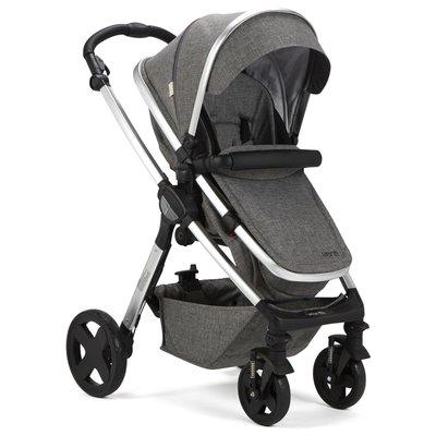 Baby Elegance Baby Elegance Venti 2in1 Pushchair - Rosie C Grey