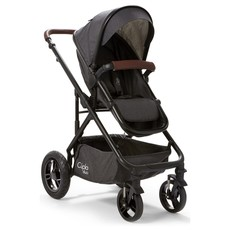 Cupla Duo 2 in 1 Pushchair - Charcoal