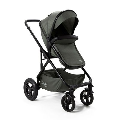 Cupla Duo 2 in 1 Pushchair Forest Green