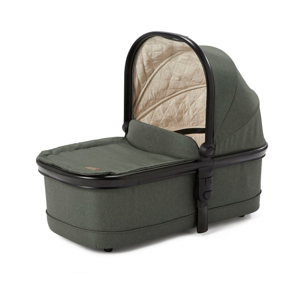 Baby Elegance Cupla Duo Carrycot Forest Green