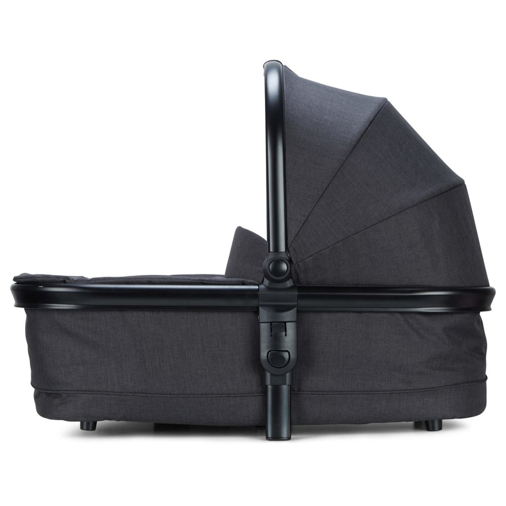 Cupla Duo Carrycot Charcoal