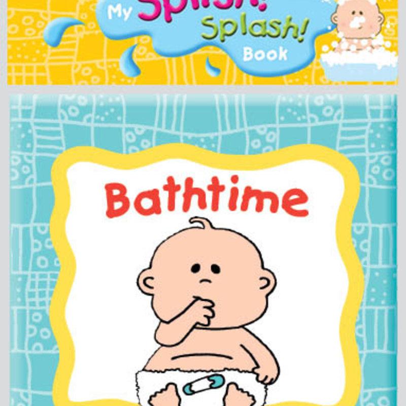 Splish Splash Baby Bath Book