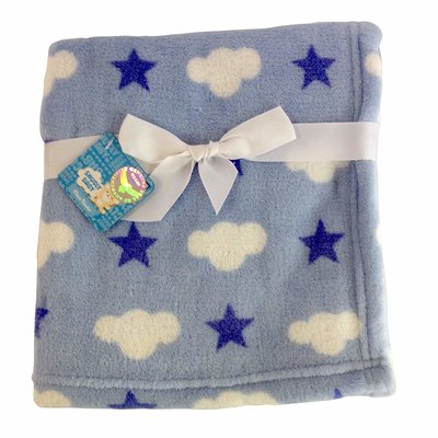 First Steps Supersoft Stars/Clouds Blanket