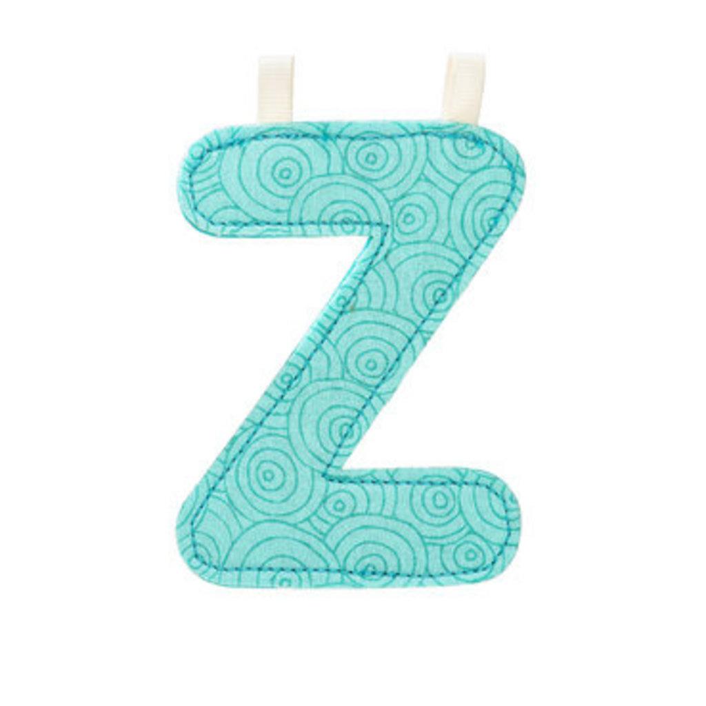 Lilliputiens Lilliputiens Fabric Letter Z