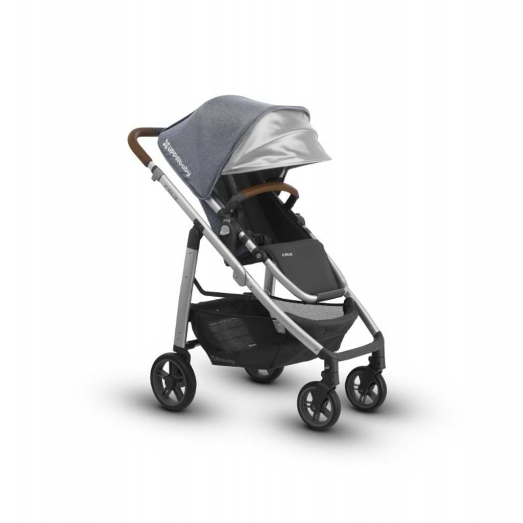Uppababy 2017 Uppababy Cruz - Gregory (Blue Marl)