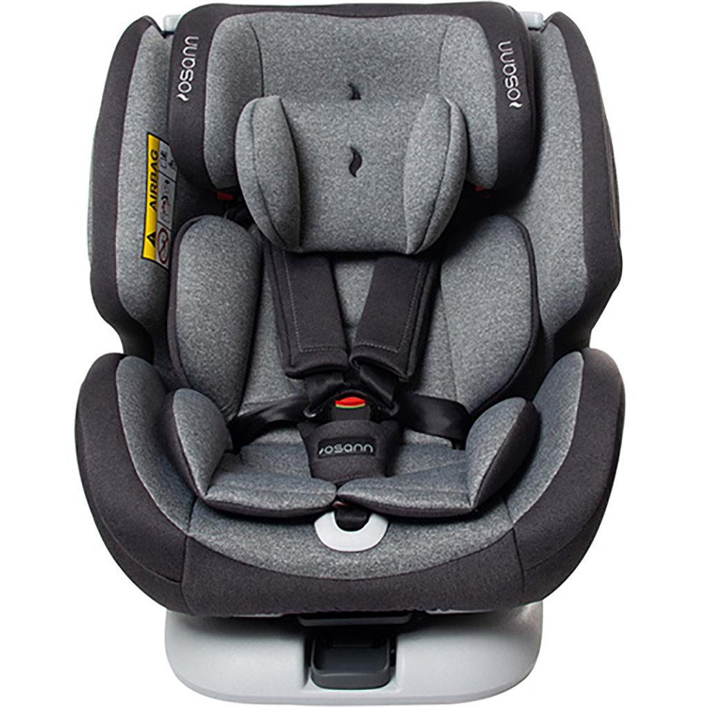 Osann One 360 Car Seat - Grp 123 Grey