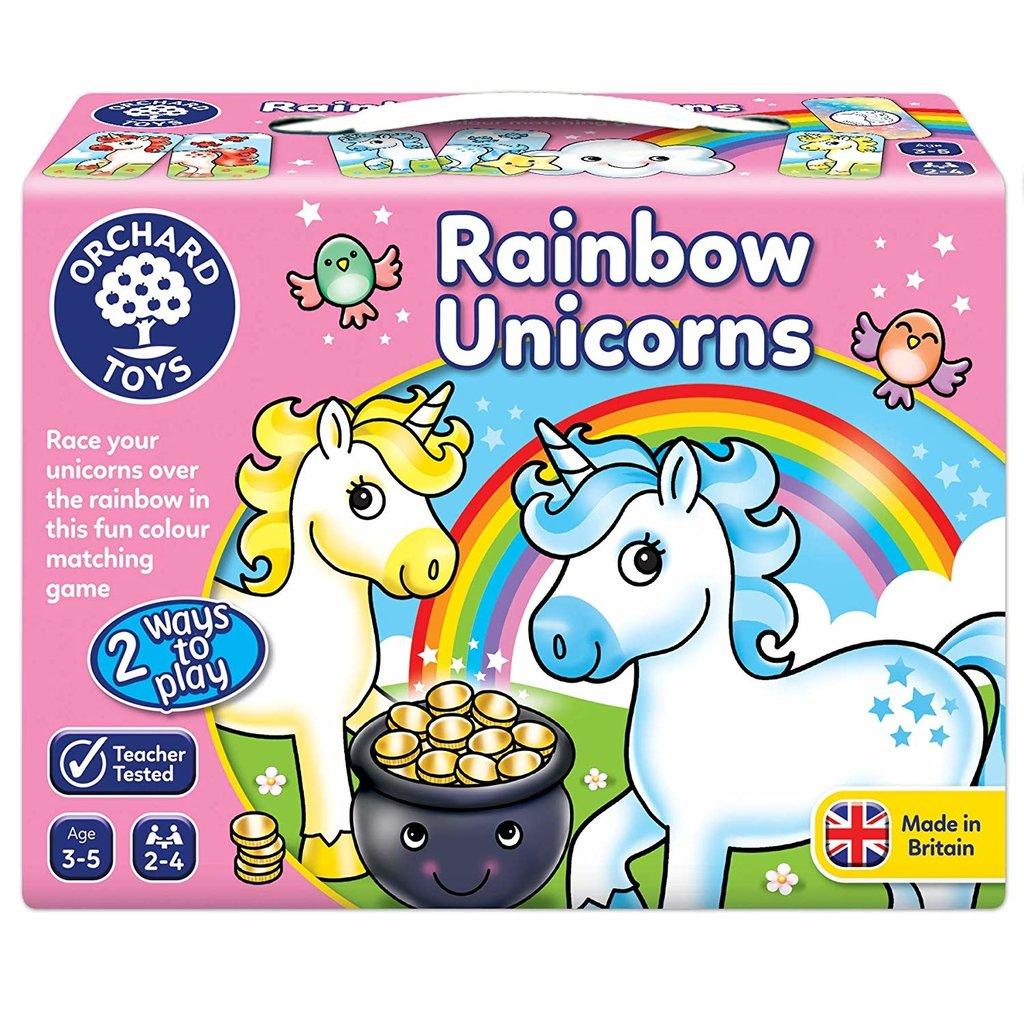 Orchard Orchard Toys Rainbow Unicorn