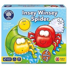 Orchard Orchard Toys Insey Winsey Spider